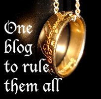 One Blog to Rule Them All
